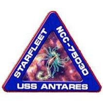 USS Antares logo