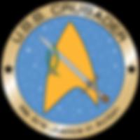 USS Crusader logo