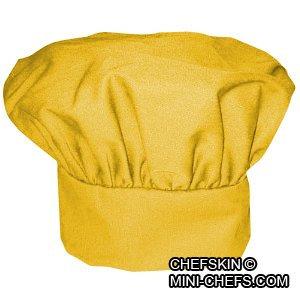 Kids Yellow (tweety) Chef Hat Adjustable Comfortable