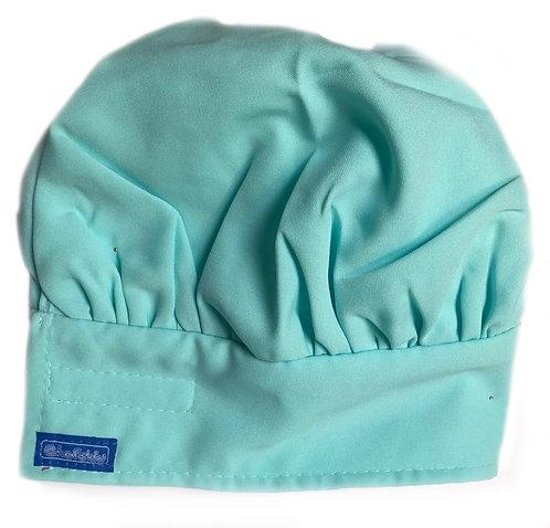 Kids Mint (Cake Green) Chef Hat Adjustable