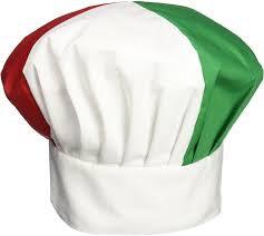 ITALIAN Chef Mushroom Hat