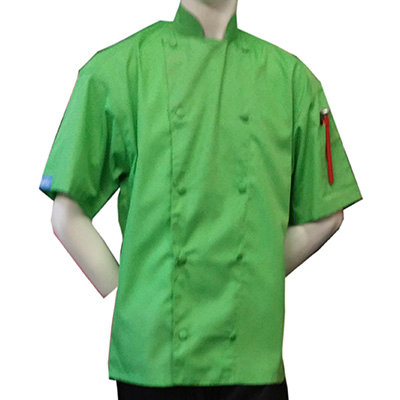 Adult Chef Jacket in Beautiful Light Fabric