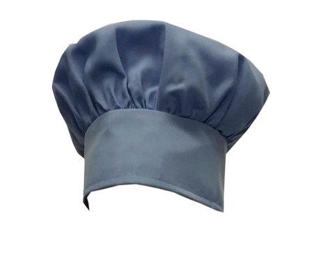 Kids Gray Chef Hat Adjustable Comfortable