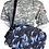 Thumbnail: Chef Adult Gym Bag Square in Camo
