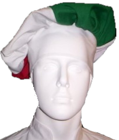 Italian Twill Chef Hat Big & Tall