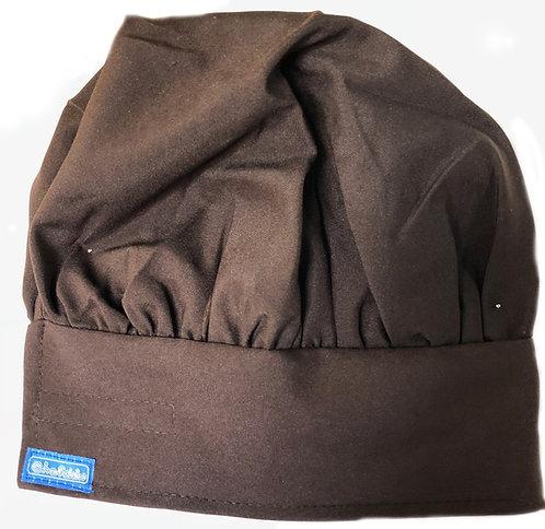 Kids Chocolate Brown Chef Hat Adjustable Comfortable
