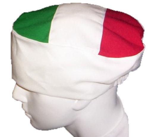 ITALIAN Chef Beanie Pizzaiolo Hat