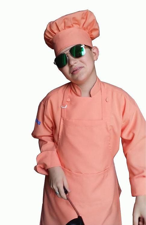 Kids Chef Jacket & Hat