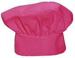 Kids Hot Pink (Fuchsia) Chef hat adjustable