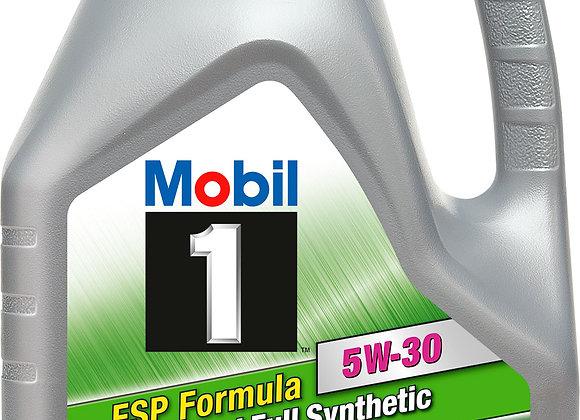 Mobil 1 ESP Formula 5W-30 - 4 л.