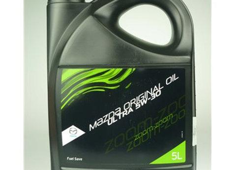 MAZDA Original oil Ultra 5W-30 5л.