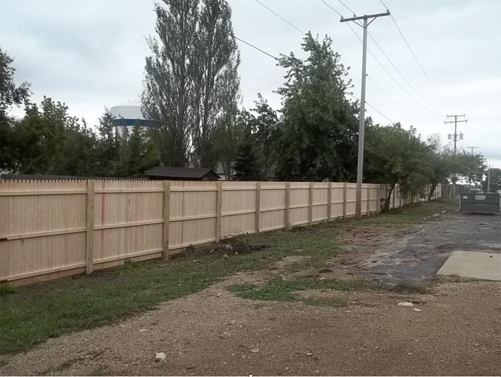 Fencing Repairs/Replacement