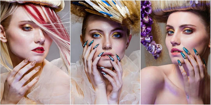 NAHA Finalist for the Nail Artist