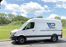 V2 Solutions, Inc. Mobile Service Van