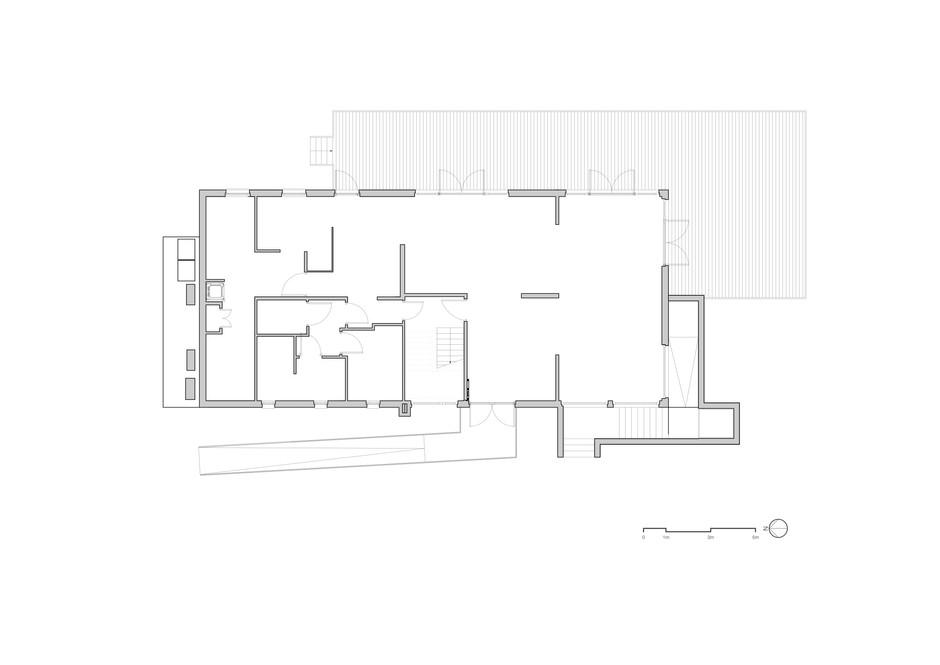 Existing Ground Floor Plan