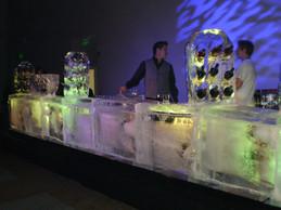 Bar de hielo hotel W santiago IceMan Chi
