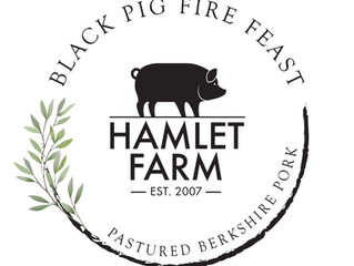 BLACK PIG FIRE FEAST