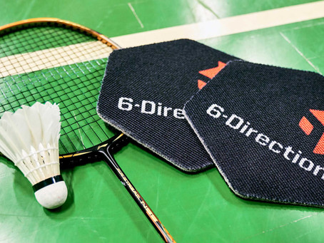 BETTER BADMINTON WITH 6D SLIDING