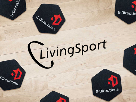 6-DIRECTIONS + LIVINGSPORT = AWESOME