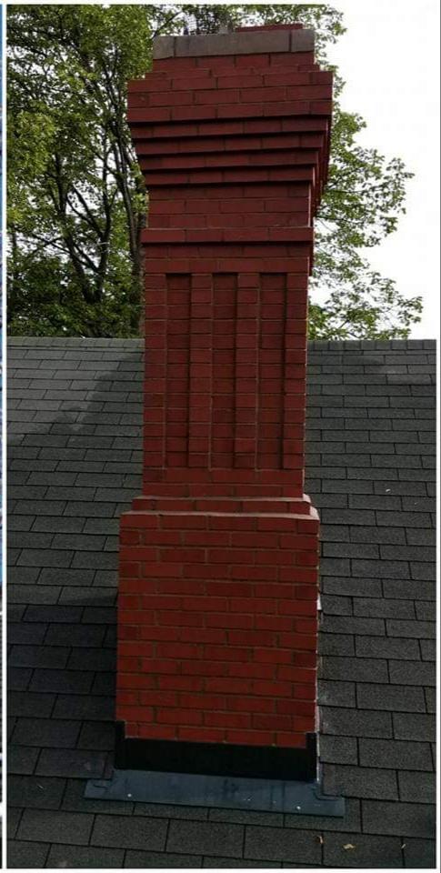 Brick Chimneys (2)