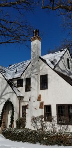 Stucco Chimneys (1)