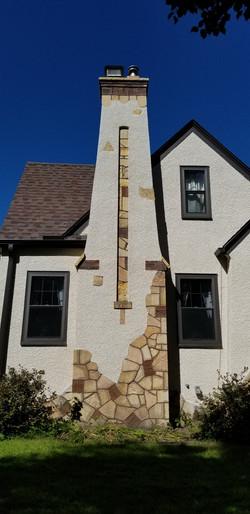 Stucco Chimney (1)
