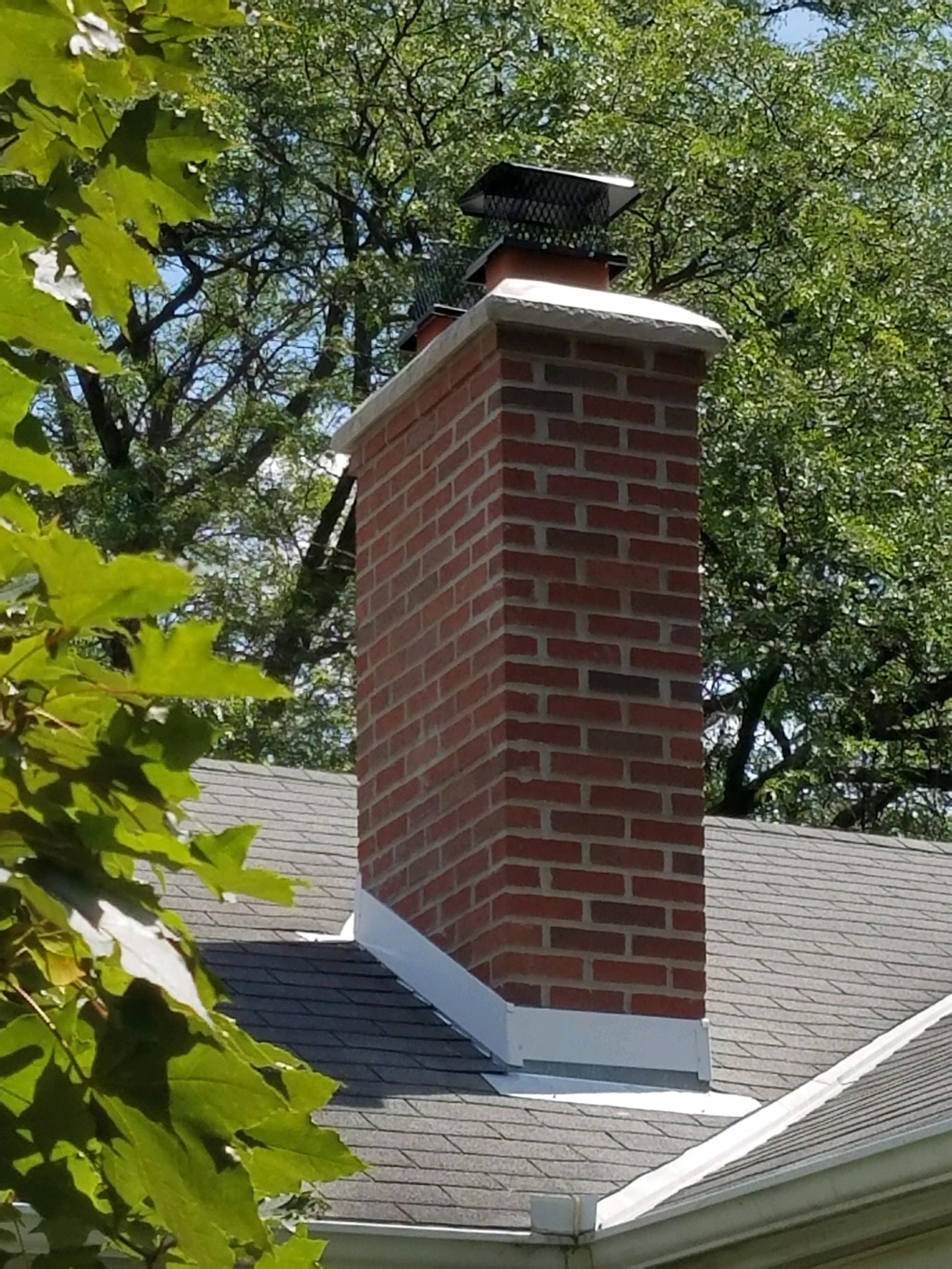 Brick Chimneys (20)