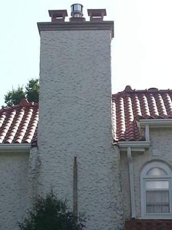Stucco Chimneys (7)