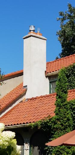 Stucco Chimneys (8)