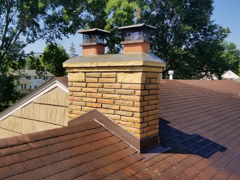 Brick chimneys (72)