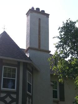 Stucco Chimneys (9)