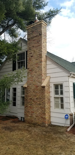 Brick chimneys (80)