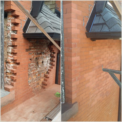 Brick Wall Repair (1)