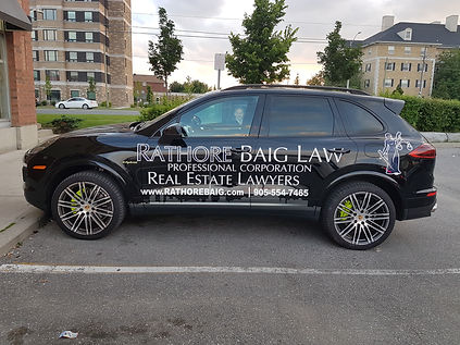 Rathore Baig Porsche