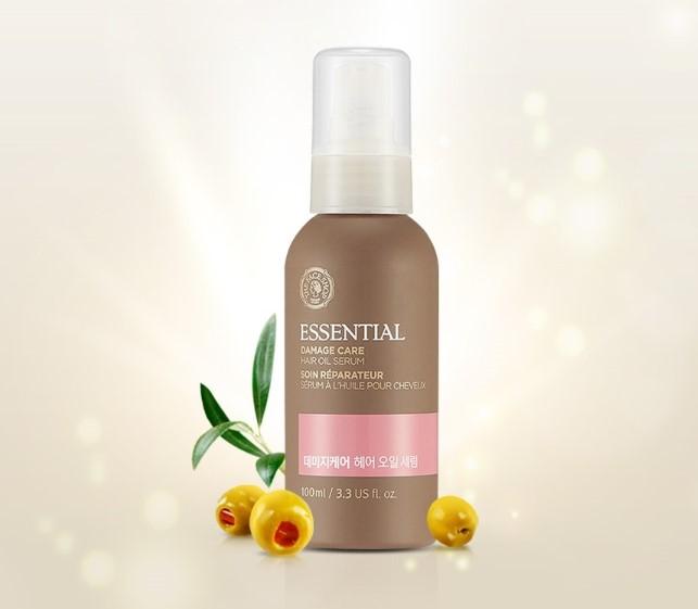 Essential hair care