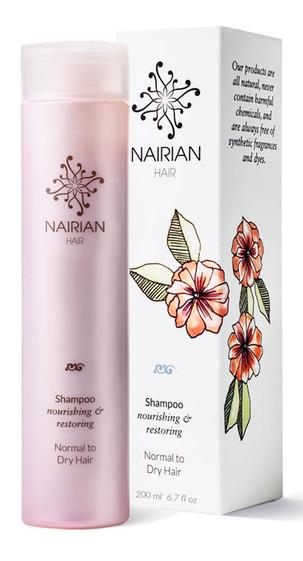 Nairian shampoo