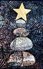 Star pebbles - December.jpg