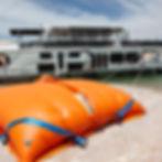 Beach Bag product closup port rock sq.jp