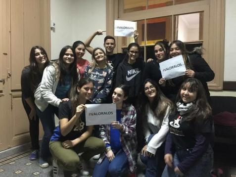 Campaña #valoralos 2017