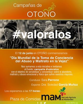 #valoralos