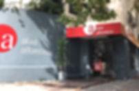 Alad Alfombras en Avenida Brasil 2453, esquina Obligado, Montevideo