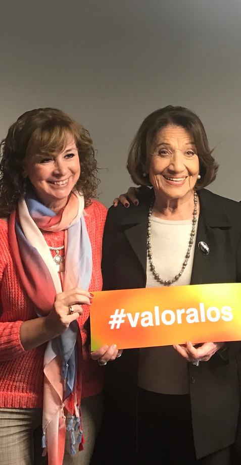 Cristina Morán y Marianela Martínez Clavell