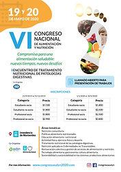 CONGRESO NACIONAL DE ALIMENTACIÓN Y NUTRICIÓN