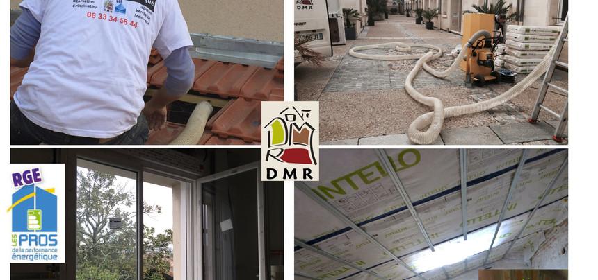 DMR RÉNOVATION RGE ventilation menuiserie ventilation