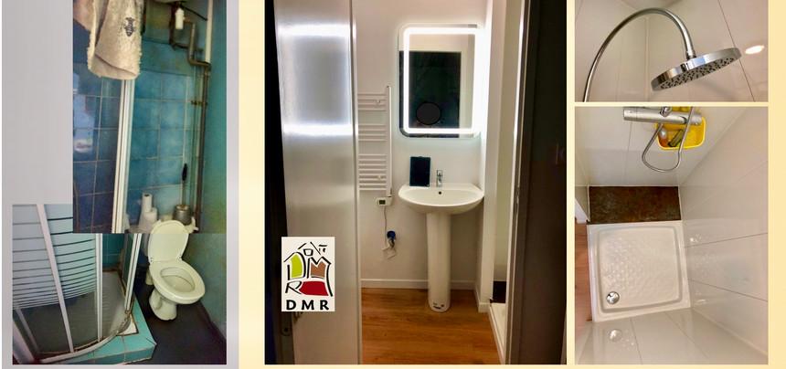 DMR RÉNOVATION salle d'eau métamorphose