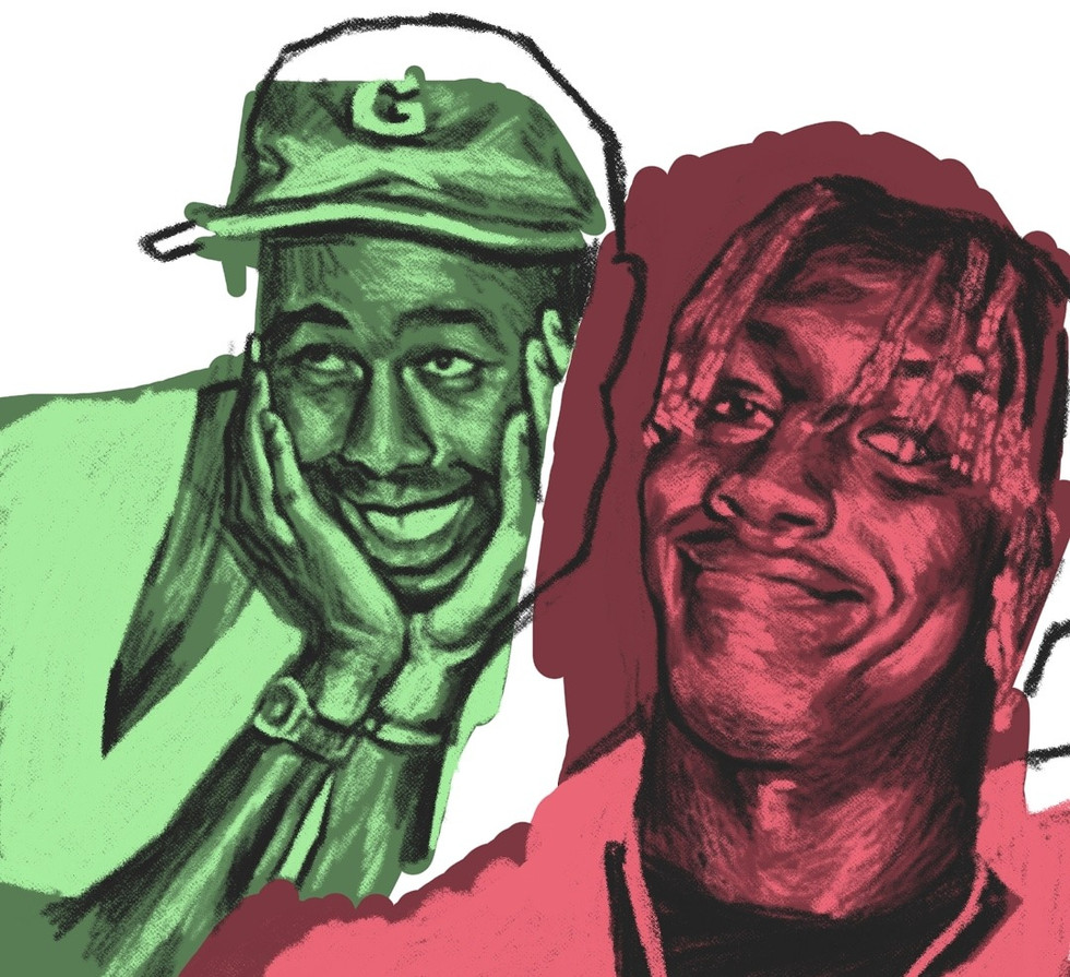 Tyler, the Creator and Lil Yachty (2020)