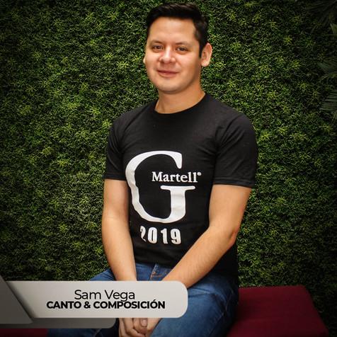Sam Vega