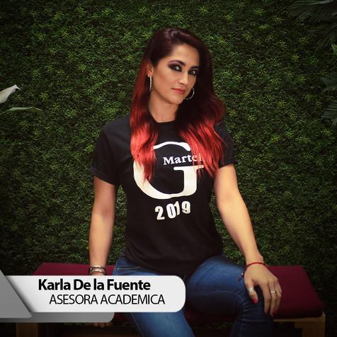 Karla de la Fuente