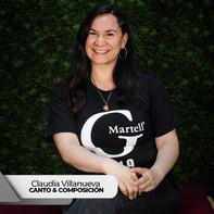 Claudia Villanueva