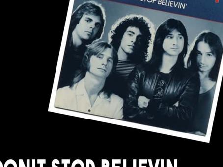 Journey, uno de los grupos estadounidenses clásicos del AOR compuso en en 1981 este pedazo de himno